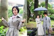'훈남정음'김혜원, 빗물 열연, 남궁민선배 덕분에 편하게 연기에 임했다