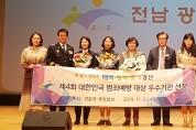 광주 광산구, 지방자치경쟁력 전국 자치구 4위