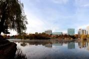 가을로 물든 전남대 캠퍼스