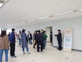 """[카메라 취재] 광주남부센터 소상공인시장진흥공단  안내 부족 """"분통"""""""